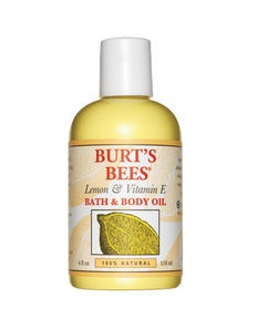 Lemon Body Oil